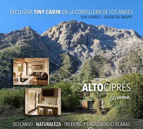 Exclusive Tiny Cabin in the Andes