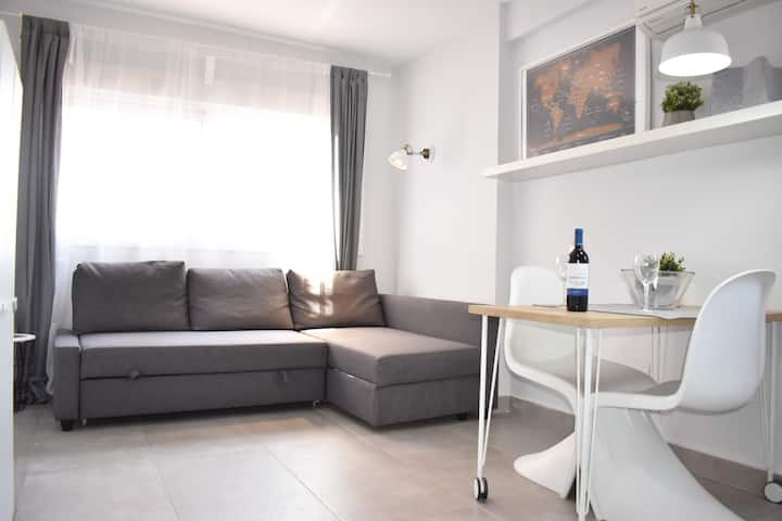 Cozy studio in the heart of Fuengirola
