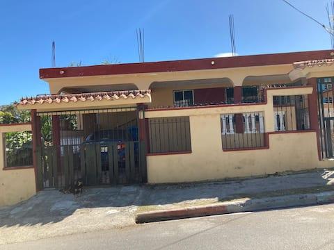 Barahona Vacation House for Groups near Beach.