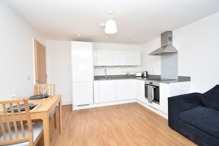 Modern 1 bedroom Flat in London!