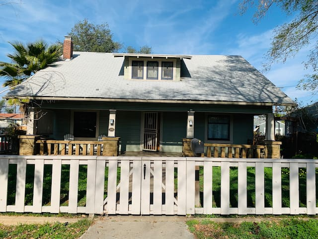 Large Restored Historic Home w/ Game Room,