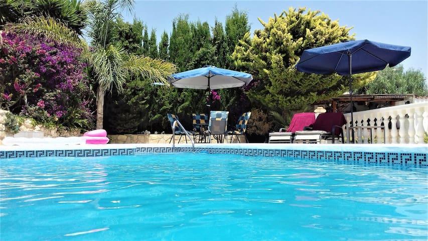 Benidorm /Studio/Pool/Private/ 2