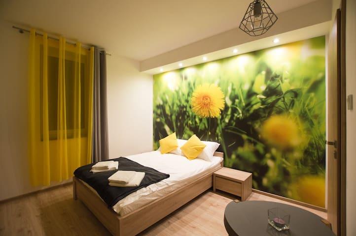 Apartament Mniszek