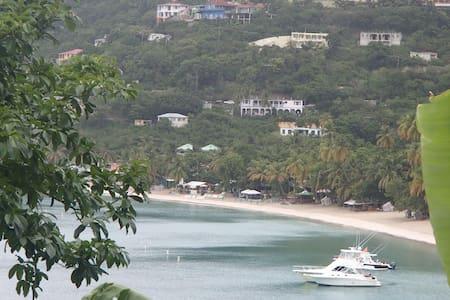 Callwoods Too Cane Garden Bay Tortola 2 bdrm villa - วิลล่า