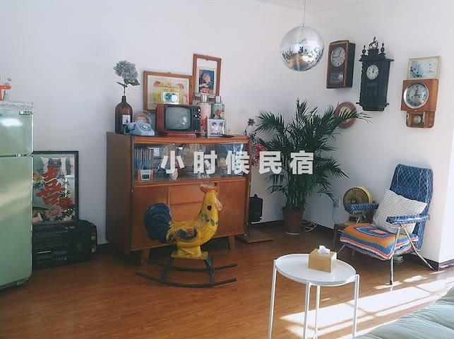 Airbnb官微推荐《两室两厅整套出租》|大理古城最中心人民路|附近餐馆遍布| 自助入住|出行方便