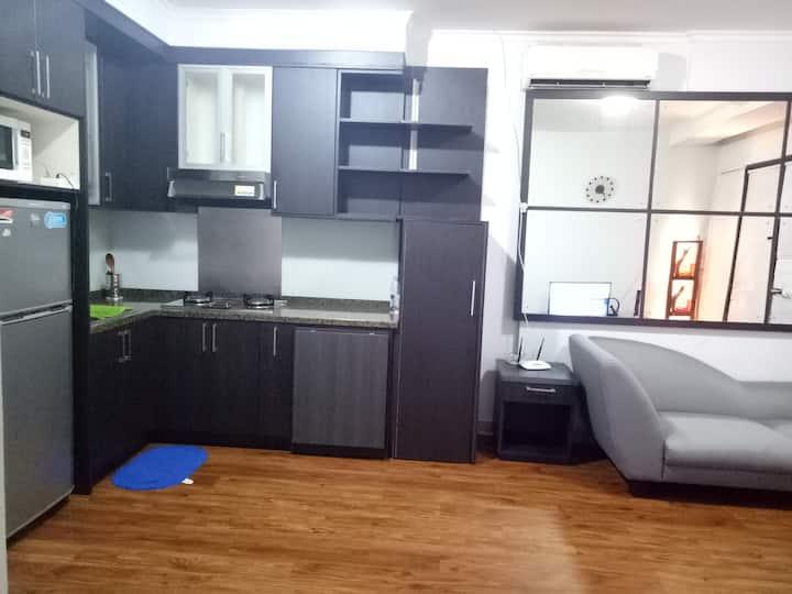 Hamptons Park Apartemen Comfortable to stay