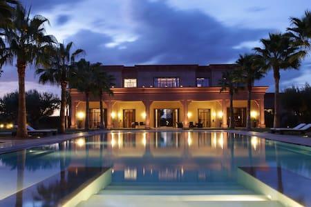 MEXANCE - Marrakech Alentours