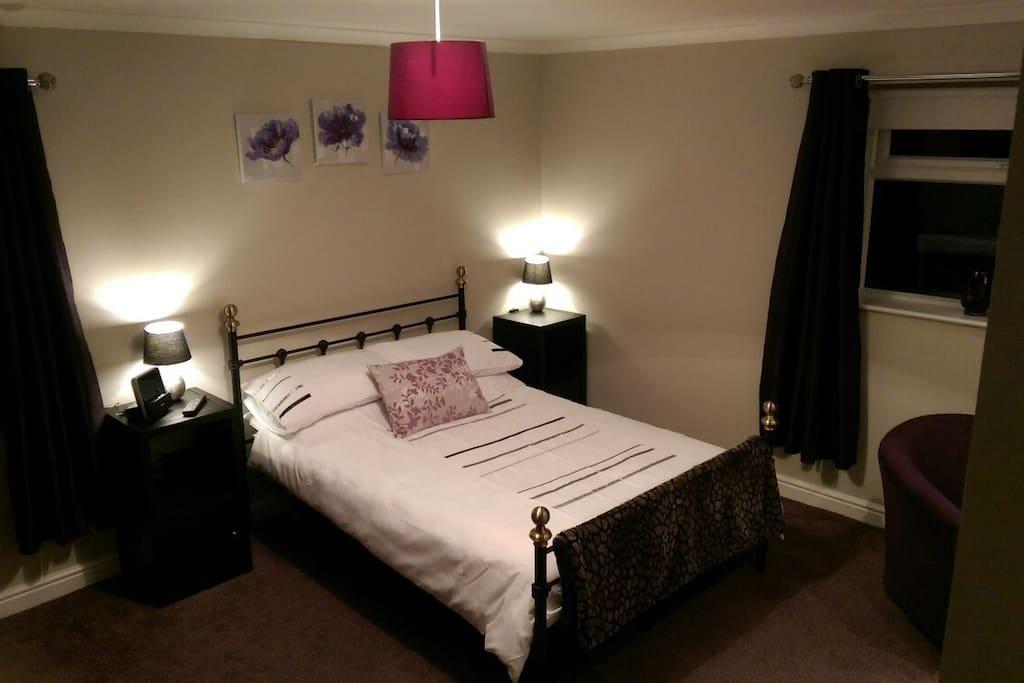 Taransay, double bedroom