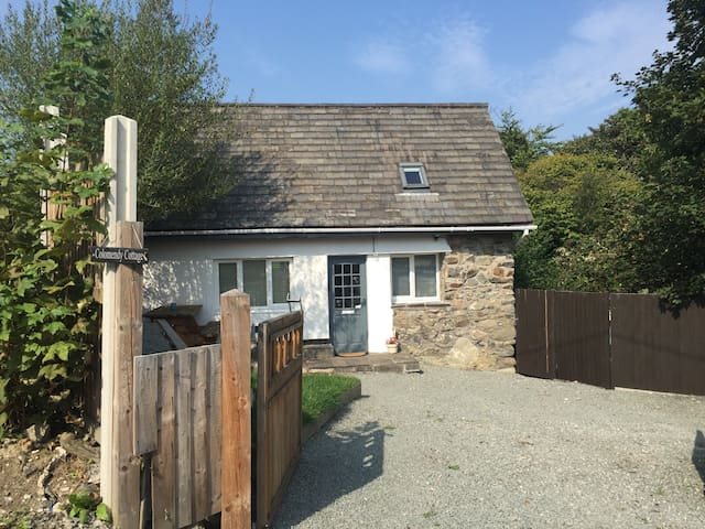 Cosy country cottage, North Wales - Glan Conwy  - Rumah