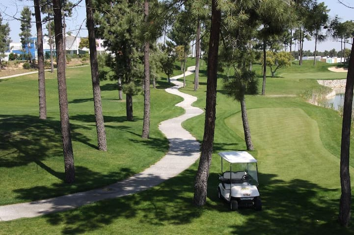 Golf and Nature in Palmela