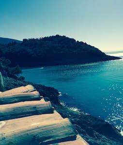 Casa a picco sul mare - Lerici - Villa