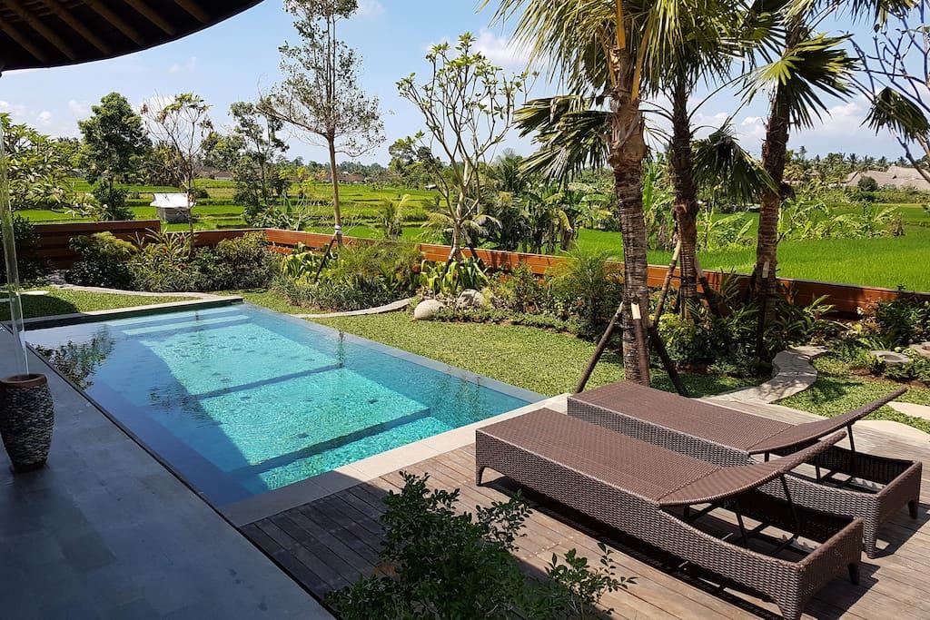 7x3 meter Pool