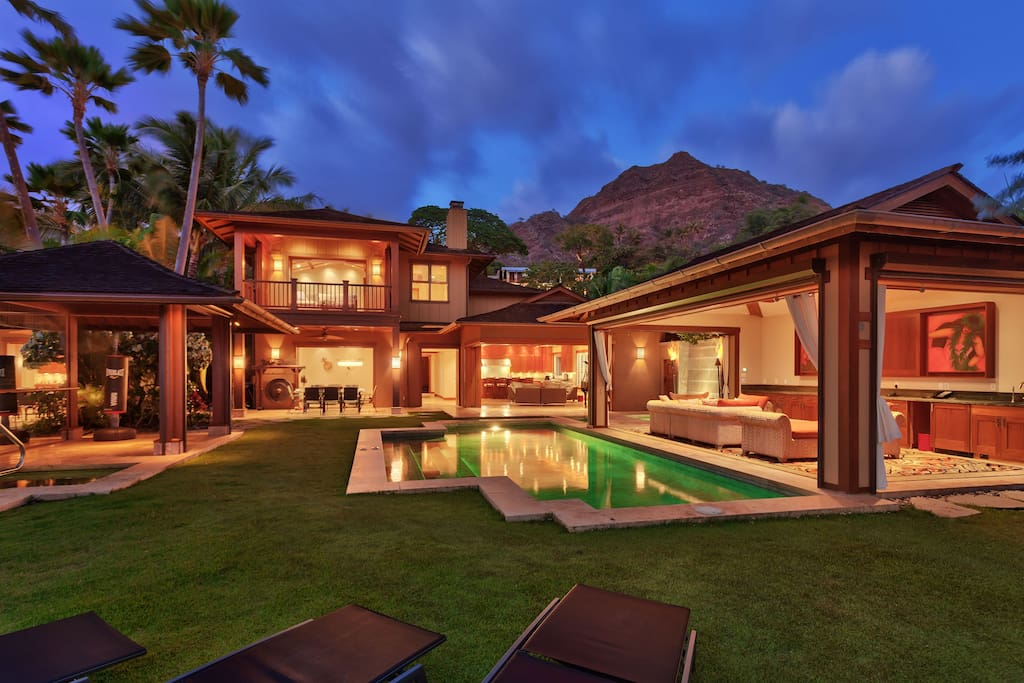 Diamond Head Villa   Villas for Rent in Honolulu, Hawaii ...