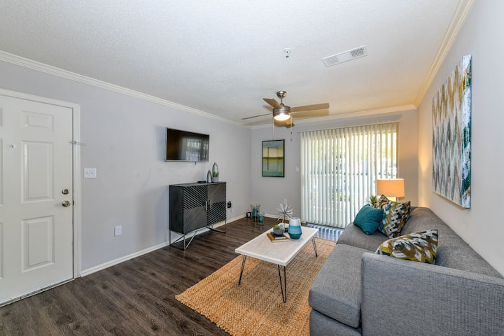 Stay as long as you want   1BR in Conyers