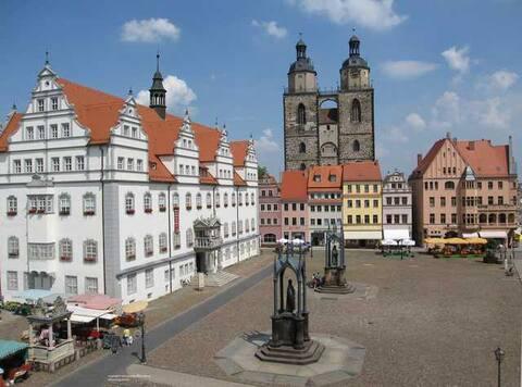 Ferienwohnung in Altstadtnähe
