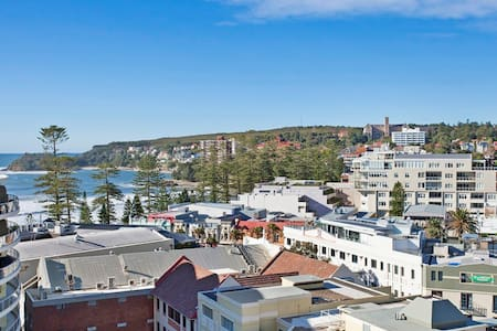 Perfect Surfside Apartment - Manly