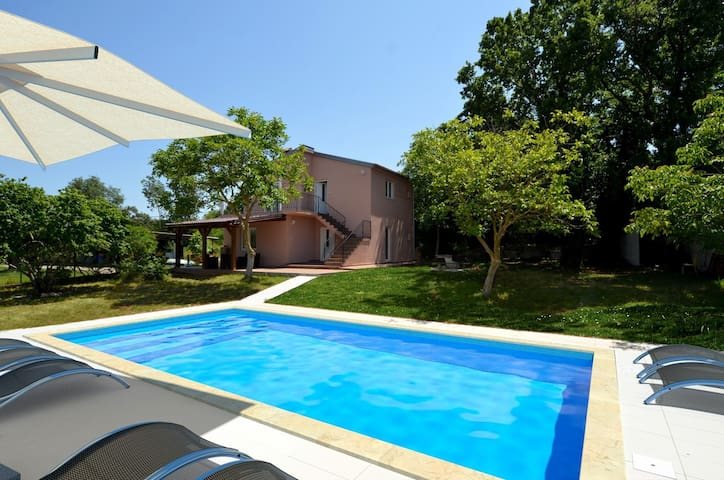 Villa Vanessa with private pool and garden