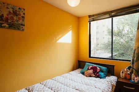Dormitorio amoblado Santiago centro - Bed & Breakfast