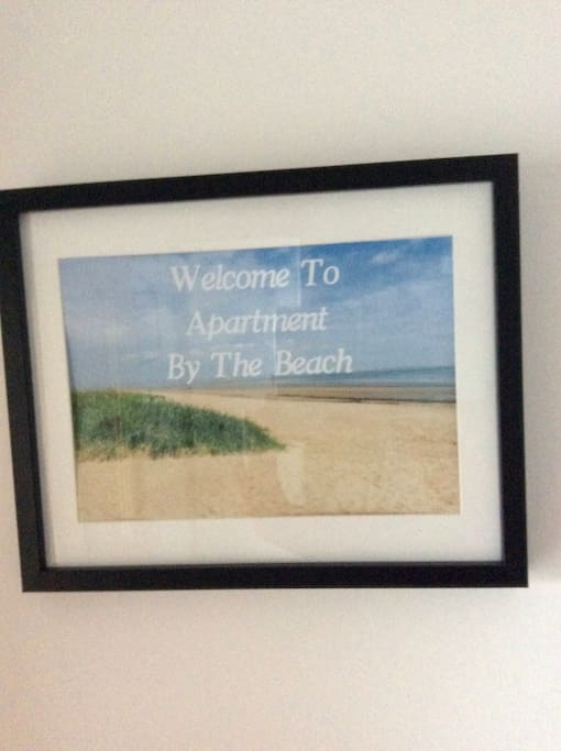 Welcome To Apartment By The Beach