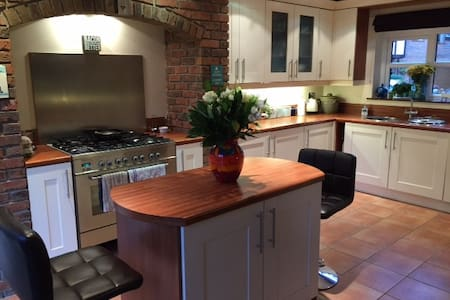 Private bedroom in Dunnington, York - Dunnington - House