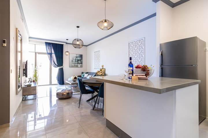 Mini Penthouse in city center free parking