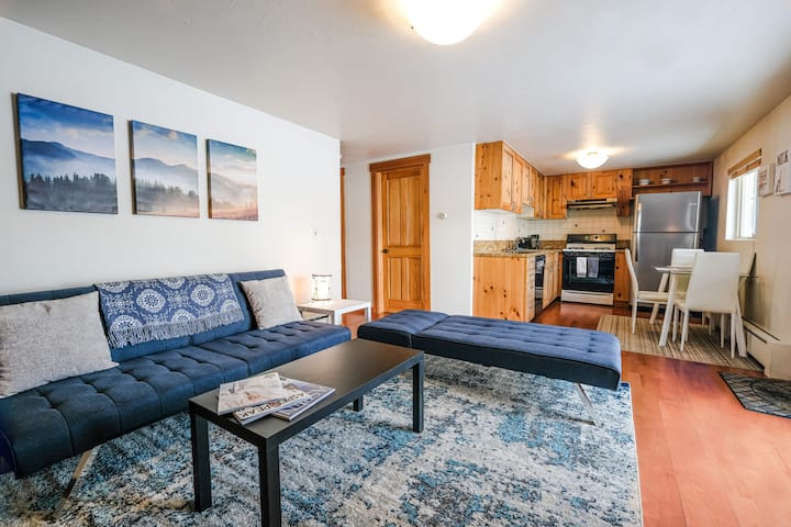 Pet Friendly Two Bedroom in the Heart of Aspen!