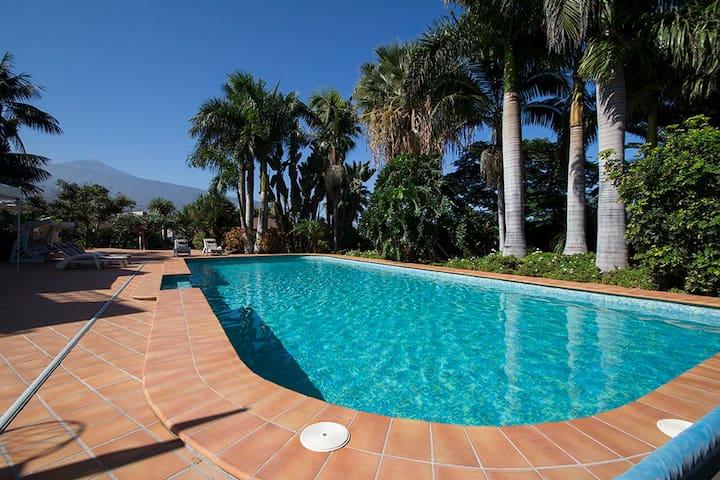 Villa Tres Deseos - Gran Casa Colonial - La Orotava - Villa