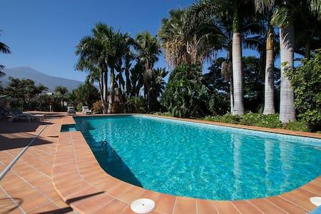 Villa Tres Deseos - La Orotava