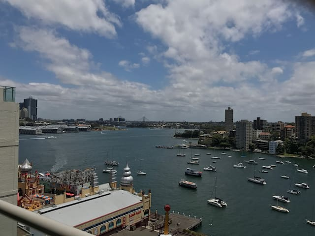 Lavender Bay Views one bedroom apartment - Milsons Point - Appartement