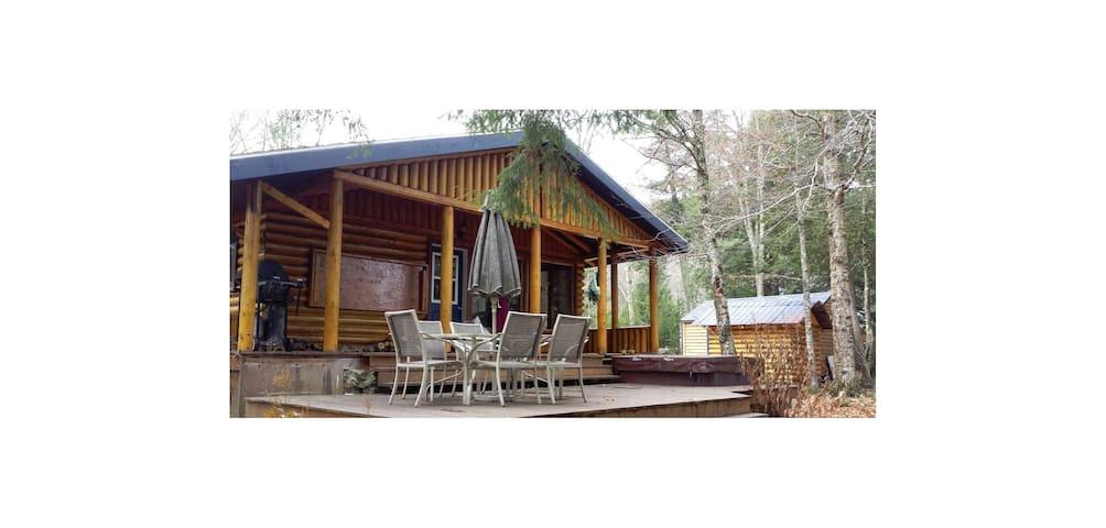 Cozy cottage - Mont-Tremblant