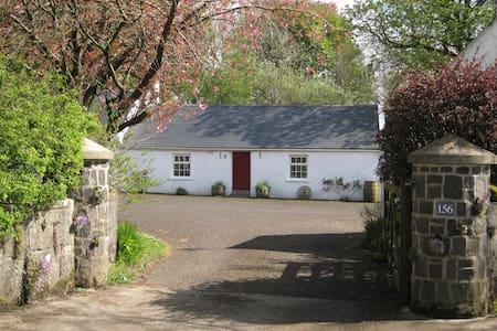 Traditional Irish Cottage near Ballycastle
