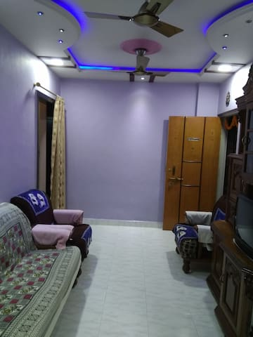 Furnished 2BHK Apartment in New Panvel,Navi Mumbai