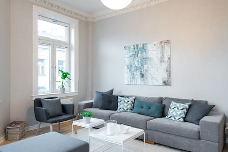 Charming & trendy apartment near Grunerløkka - Oslo - Byt