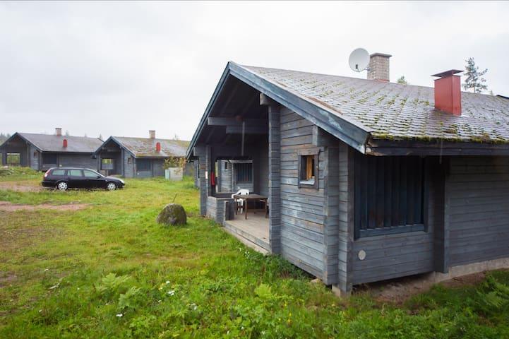 Уютный коттедж для семьи на берегу озера Сайма - Taipalsaari - Casa