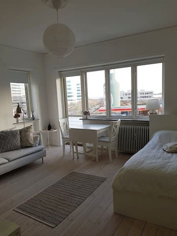 Cute apartment with a view