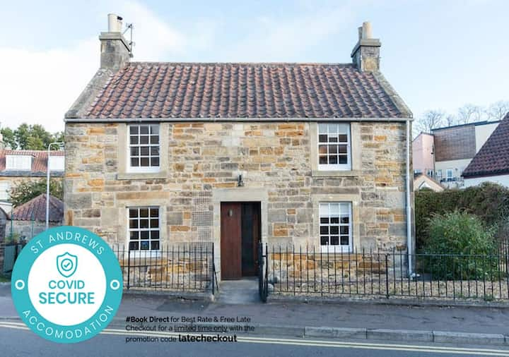 Quirky Cottage in the Heart of St Andrews
