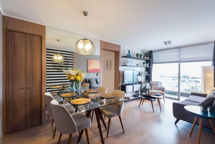 Outstanding stylish 3 bedrooms flat - Barranco