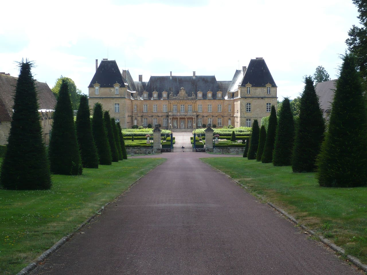 Château de Drée à Curbigny