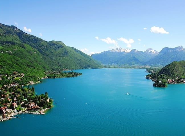 Annecy, au calme, confort, Lac, jardin - Poisy - อพาร์ทเมนท์