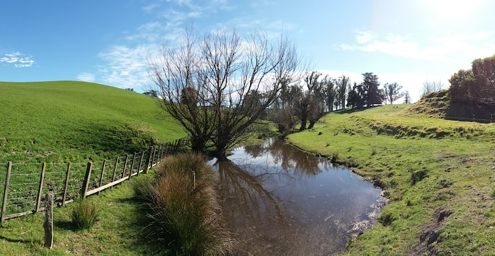 Tranquil Rural Setting in Central Hawke's Bay