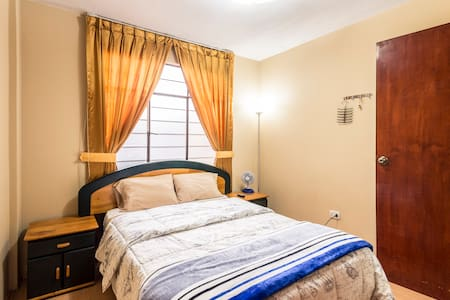 DOUBLE BED 3 MIN FROM AIRPORT - Callao