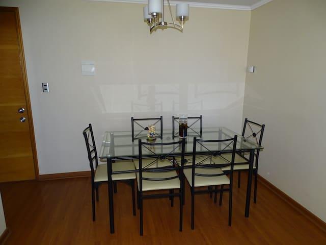 Depart. Full Amoblado .3Hab+2Bañ+1Estac,Concepción - Concepción - Wohnung