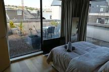 2 bedroom penthouse, Fitton street, cork city