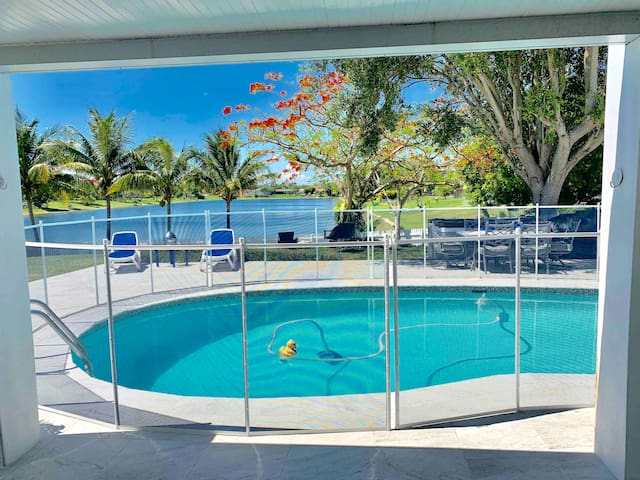 LAKE VIEW PARADISE IN MIAMI