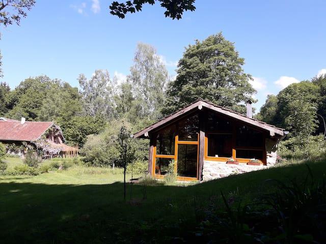 Maison  l'étang la dame ,plateau des 1000 étangs