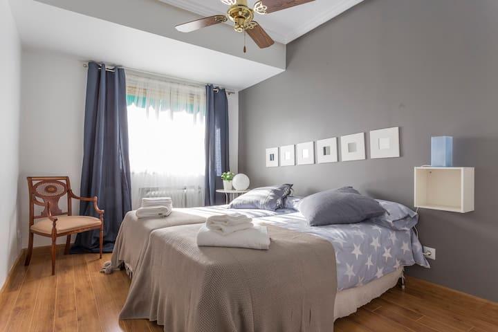 Casa al lado del Retiro, Ideal para familias. - Madrid - Dům