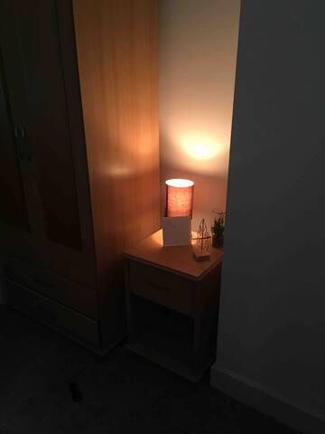 Comfy bedroom in AMAZING location! BREAKFAST!