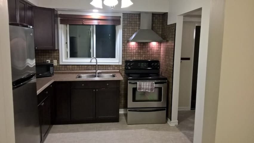 Clean and quiet room for rent in Kitchener