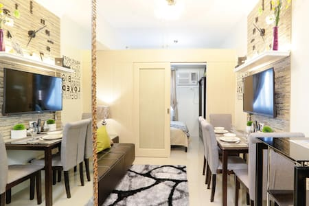 Luxurious Cozy Getaway at the Central Makati