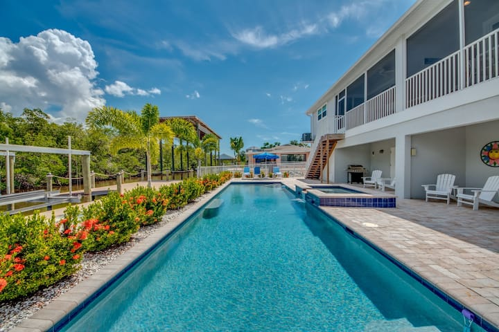 Roelens Vacations - Villa Blue Heron I - Fort Myers Beach